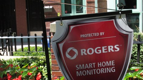 Review: Rogers Smart Home Monitoring
