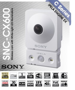Review: Sony CX600 Network Camera