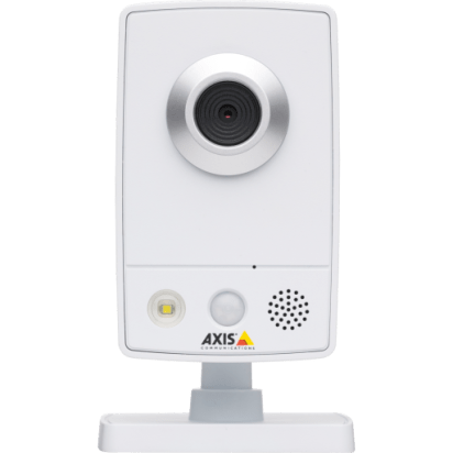 Configure Motion Detection for Axis Camera