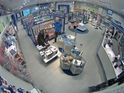 Supporting Axis IP cameras through VAPIX
