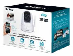 Win a Free D-Link IP Camera and a Premium Camcloud Subscription!