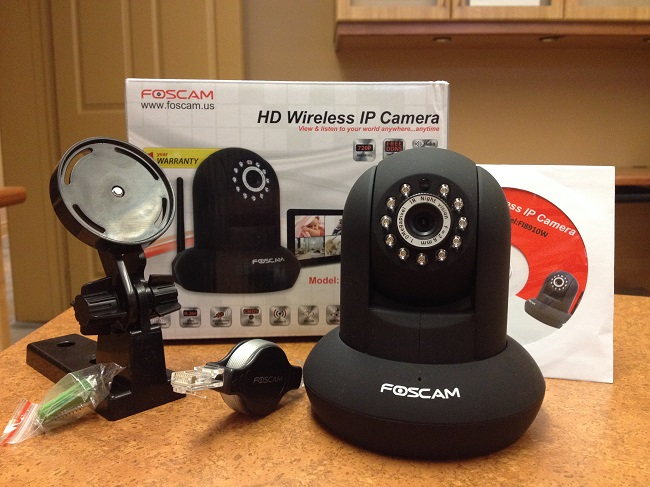 A Blog that Covers the Latest in IP Cameras, Home Automation and