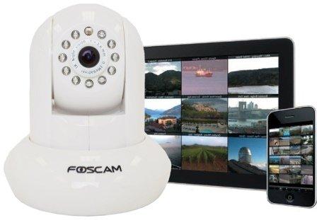 Camcloud Introduces Video Recording for Foscams FI89XX Cameras!