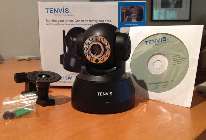 A Blog that Covers the Latest in IP Cameras, Home