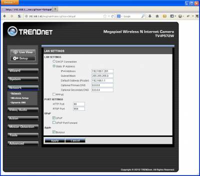 TRENDnet TV-IP572W Review_2