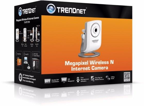 TRENDnet TV-IP572 Setup with Camcloud