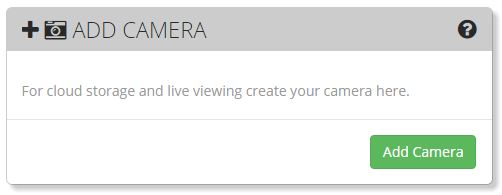 how to add cameras to flir cloud