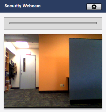 cloud security webcam