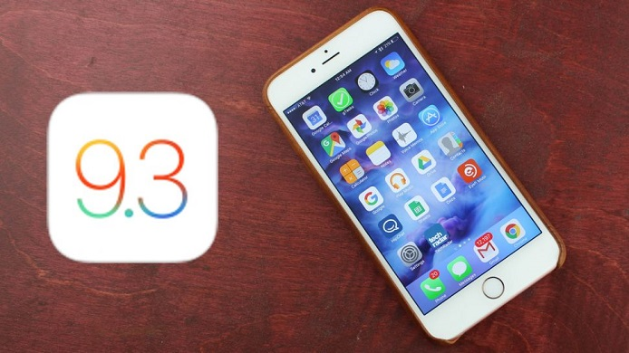 Apple Makes 2 Big Changes in iOS 9.3