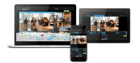Camcloud Unlocks the Power of Cloud Video Surveillance with New Multi-View Solut...