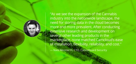 Cannaguard Delivers Cloud Video Surveillance to the Legal Cannabis Industry