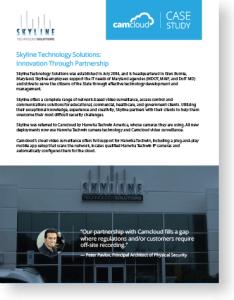 Case Study: Skyline Technology Solutions